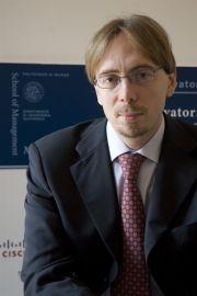Paolo Catti, Responsabile della ricerca dell'Osservatorio Fatturazione Elettronica e Dematerializzazione, School of Management del Politecnico di Milano
