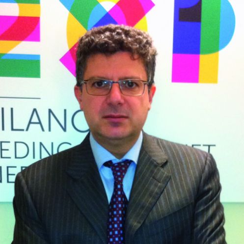 Guido Arnone, Director Innovation, Products and Services di EXPO2015