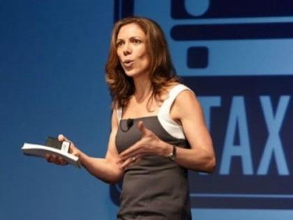 La co-founder e Ceo di Endeavor, Linda Rottenberg