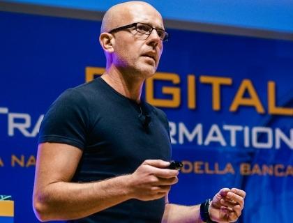 Matteo Rizzi, co-founder di FinTechStage