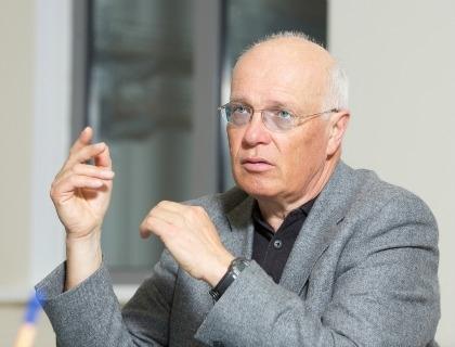 Oswald Zuegg, presidente e amministratore delegato di Zuegg