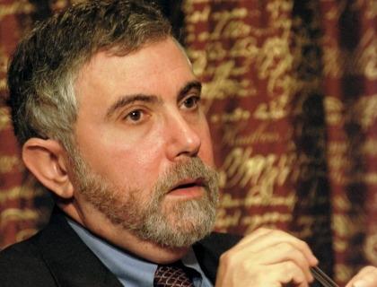 L'economista Paul Krugman