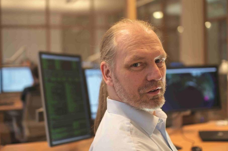 Ralph Benzmüller, direttore dei G DATA Security Labs