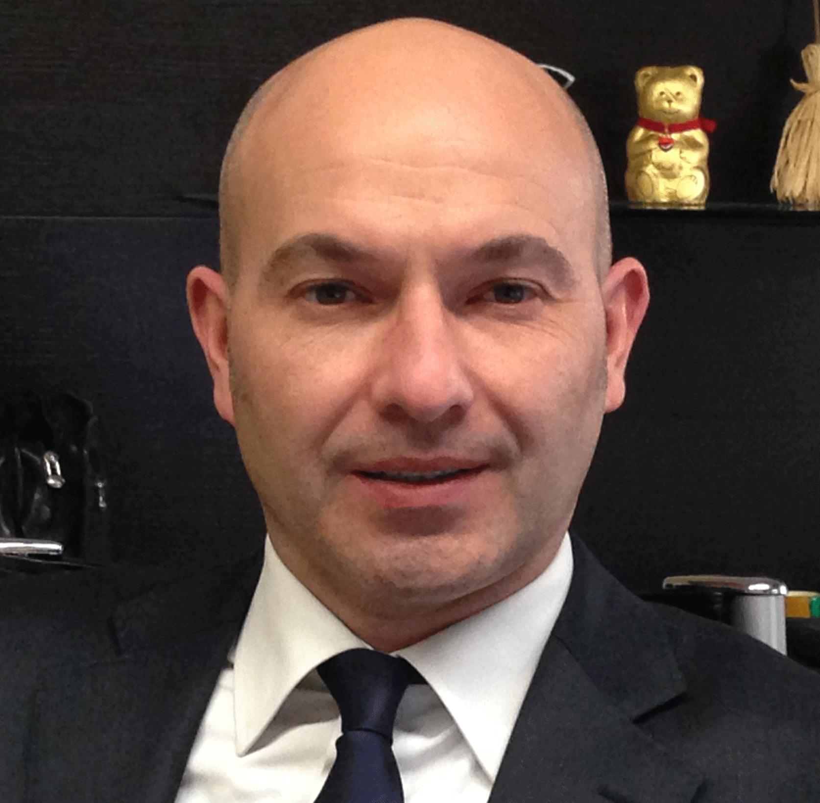 Roberto Brioschi, Vice President Italy, France and Spain di COMPAREX