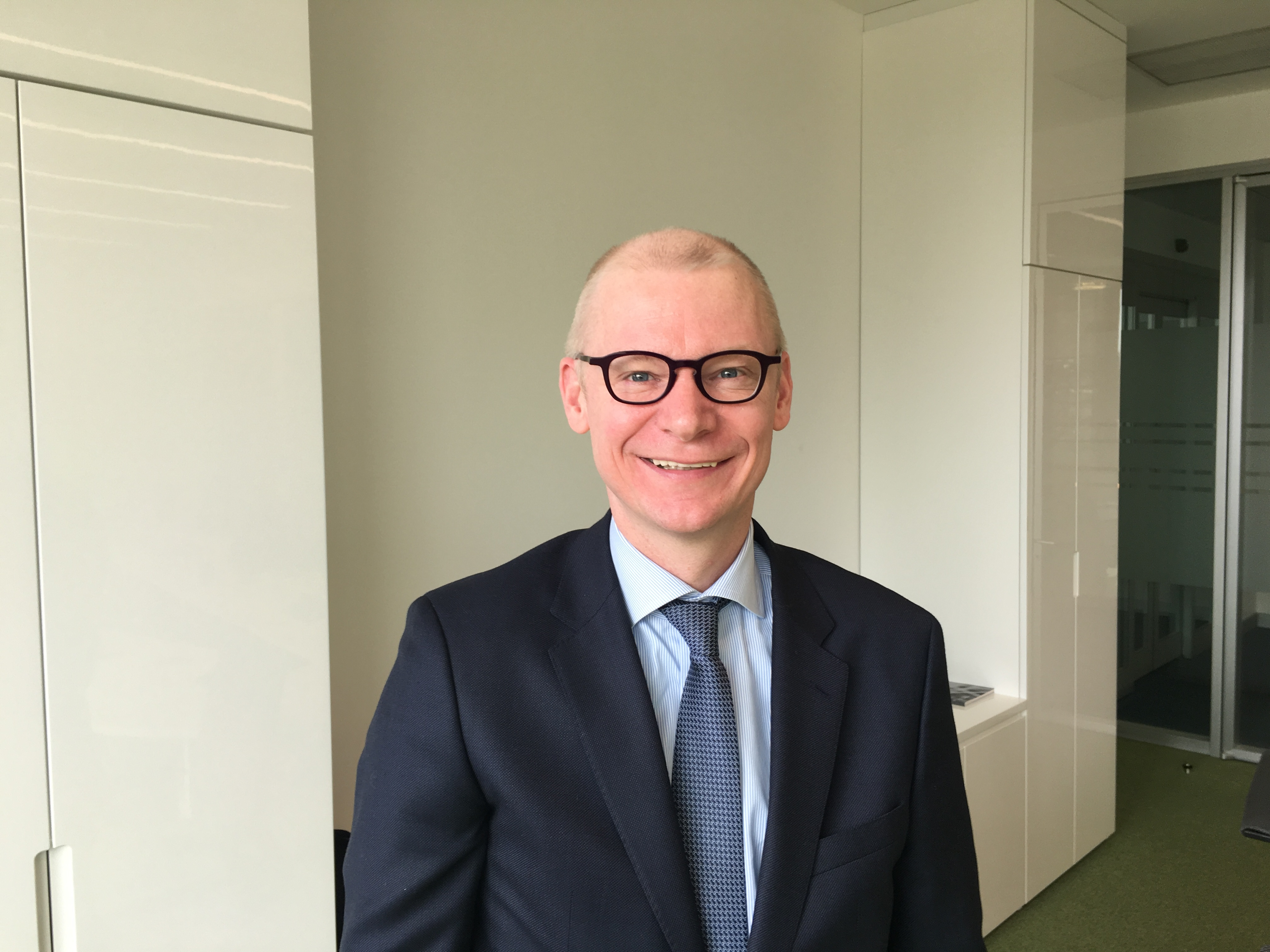 Gilles Thiebaut, Vice President Indirect Sales, SMB and Service providers Enterprise Group EMEA di HPE