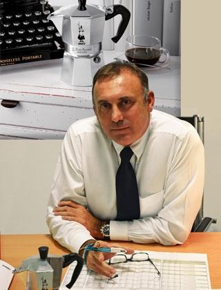 Maurizio Rossetti, Chief Financial Officer di Bialetti