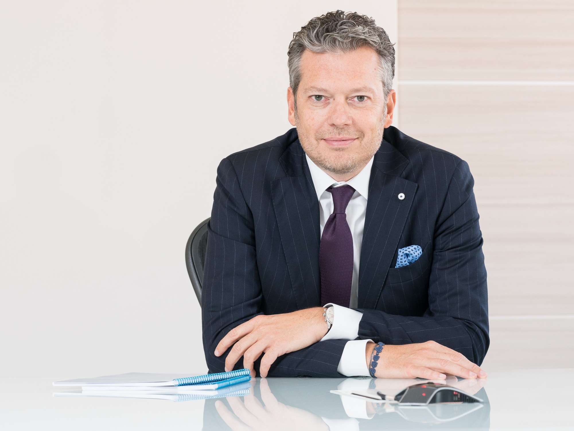 Andrea Falleni, Amministratore Delegato di Capgemini Italia e Eastern Europe