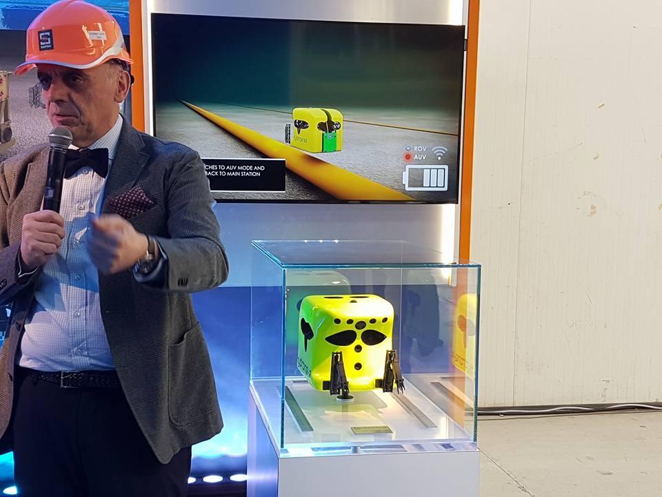Massimo Fontolan, VP SONSUB (Marghera, UK)