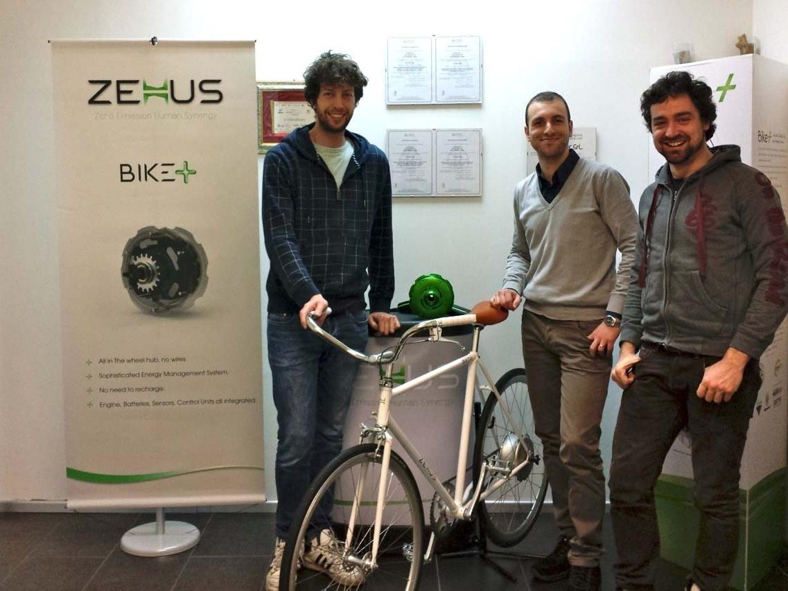 Il team di Zehus