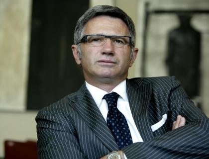 Andrea Lardini, presidente della maison di Filottrano