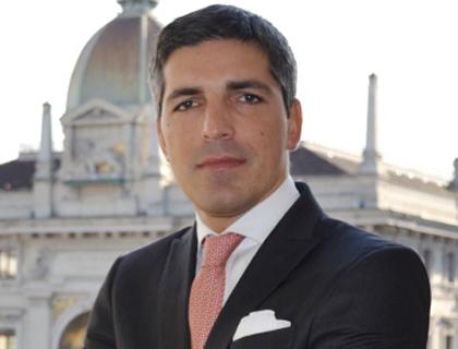 L'avvocato Antonio Tomassini, partner dello studio legale DLA Piper
