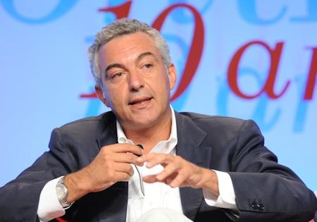 Domenico Arcuri, AD di Invitalia