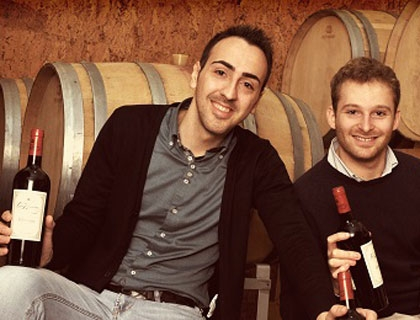 I founders di WineOWine