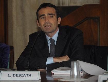 Luca Desiata, dirigente Enel e co-founder di pptArt