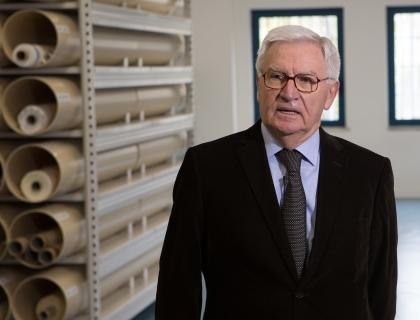 Pietro Roncoroni, presidente di For.Tex.