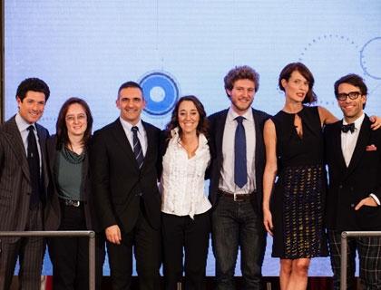 Premio Marzotto, un momento della finale della terza edizione