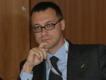 Carlo Bonomi, vicepresidente di Assolombarda per Credito, Finanza, Fisco.