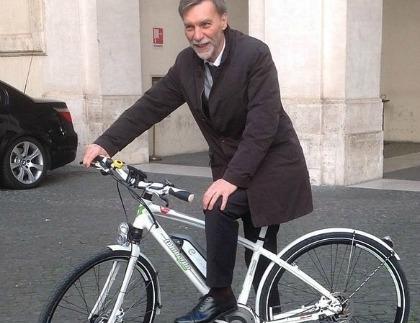 Graziano Delrio, neo ministro dei Trasporti