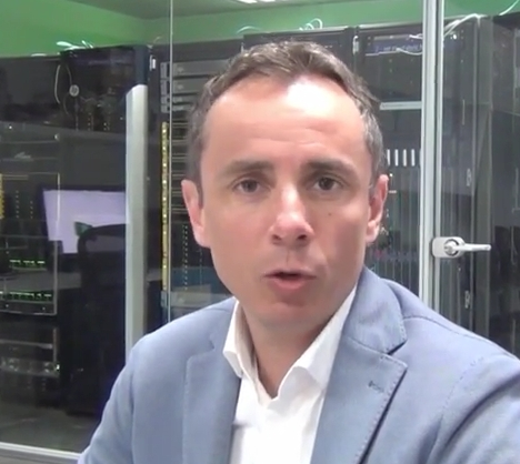 Yari Franzini, country manager Hp Converged Infrastructure Italy di Hewlett-Packard