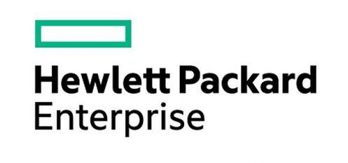 Il nuovo logo di Hewlett Packard Enterprise