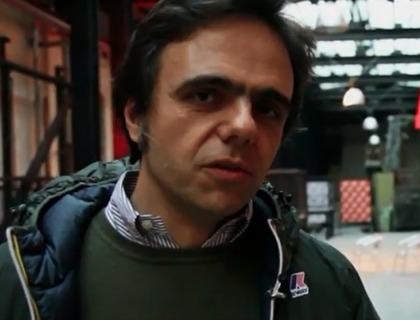 Matteo Fago, ex Venere.com, ex l'Unità e oggi editore di Left
