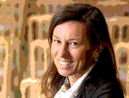 Laura Cioli, amministratore delegato CartaSi