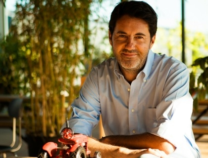 Riccardo Donadon, founder e Ceo di H-Farm