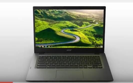 Il nuovo Acer Chromebook 14