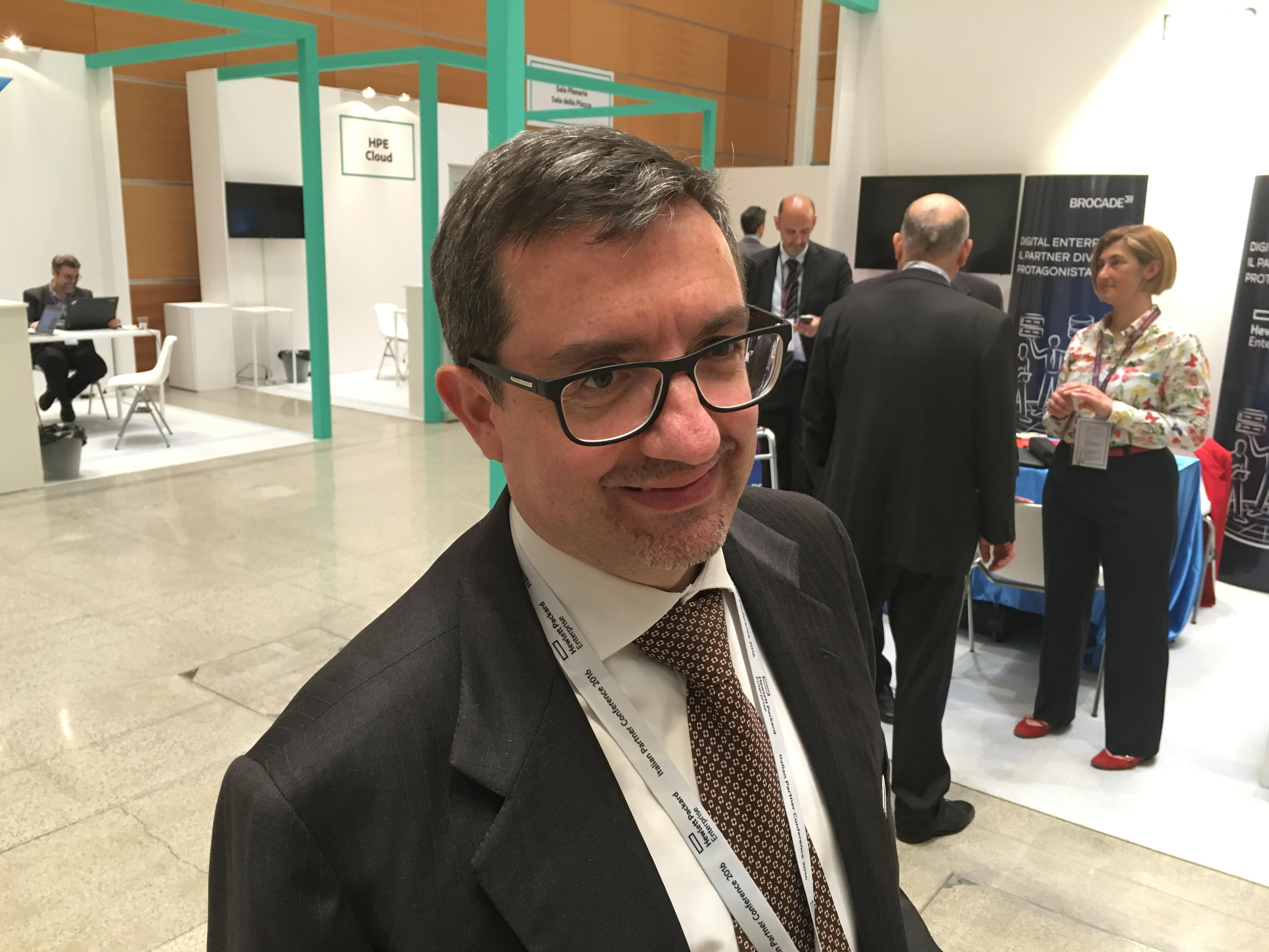 Alberto Roseo, Managing Director at Lutech Spa