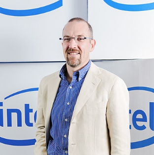 Andrea Toigo, Pre-Sales Director Intel Central, Southern & Eastern Europe