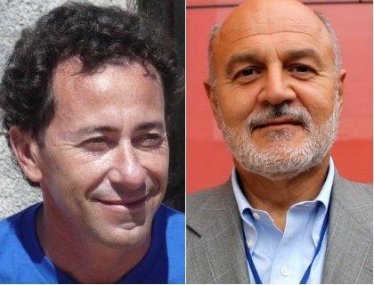 Marco Nannini e Luca Canepa, soci di Ban-Up