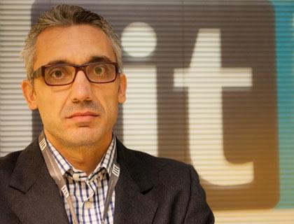 Francesco Bonaccorso, ricercatore presso i Graphene Labs dell'Istituto Italiano di Tecnologia