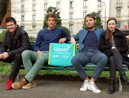Il team di Glovo