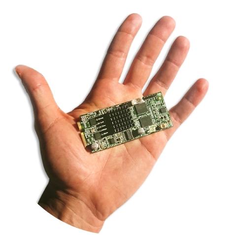Il micro server progettato da Cynny Space