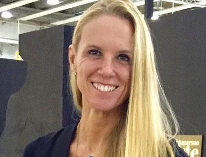 Silvia Dalla Valle, responsabile marketing, ricerca, sviluppo e innovazione di Stone Italiana