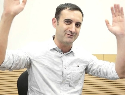 Vito Lomele, ex founder di Jobrapido e founder di Snap