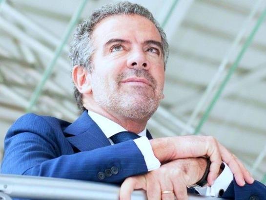 Eugenio Aringhieri, CEO Gruppo Dompé