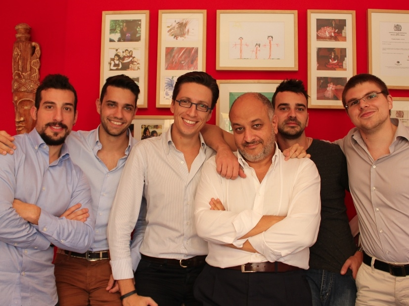 Il team di Stamplay