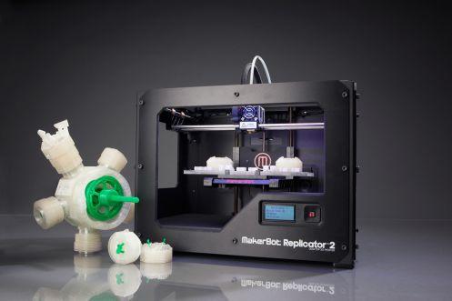 MakerBot, la scatola magica progettata da Bre Prettis
