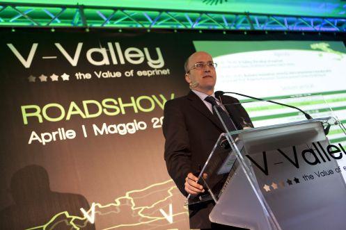Luca Casini, Direttore Commerciale di V-Valley