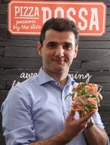 Corrado Accardi, founder di Pizza Rossa