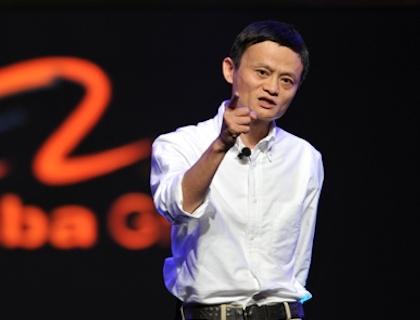 Jack Ma, founder del sito di ecommerce cinese Alibaba