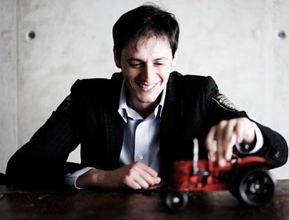 Massimiliano Ventimiglia, fondatore e amministratore delegato di H-Art