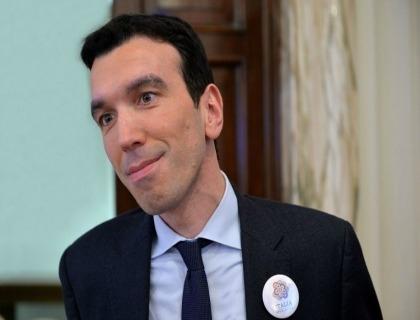 Maurizio Martina, ministro dell'Agricoltura