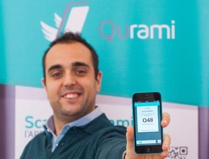 Roberto Macina, founder di Qurami