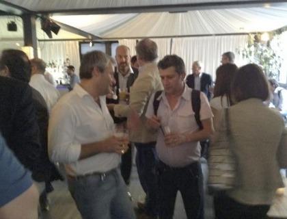 Gianluca Dettori alla festa di #cresciamoinsieme