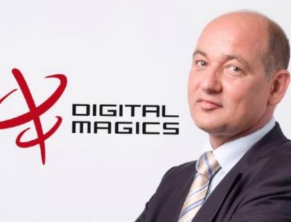 Enrico Gasperini, Ceo del venture incubator Digital Magics