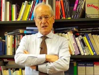 Fabio Sdogati, docente di Economia Politica al Politecnico di Milano
