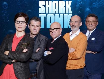 I 5 giurati di Shark Tank