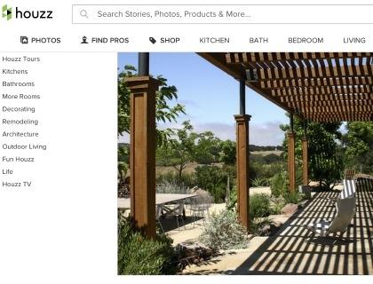 Il sito Houzz.com